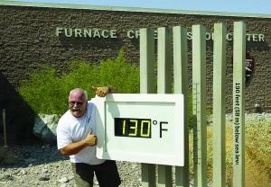算一算以上华氏度等于多少度呢?   从双金属温度计量程可见,其测量