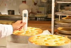 食品温度计应用案例