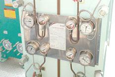 换热设备船用压力式温度计案例
