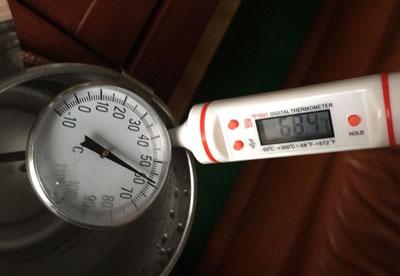 咖啡壶温度计成功案例