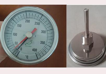 留点双金属温度计成功案例