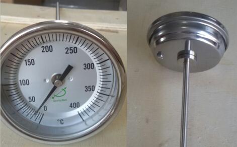 食品温度计T300C成功案例