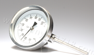 I221双金属温度计成功案例