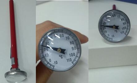 便携式双金属食品温度计成功案例