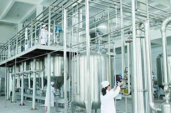 制药厂用卫生型卡盘双金属温度计成功案例