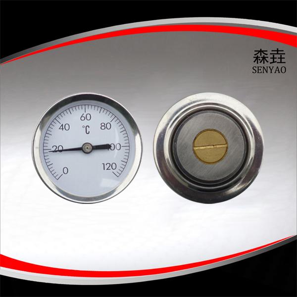 单磁铁温度计 型号:ST221SM