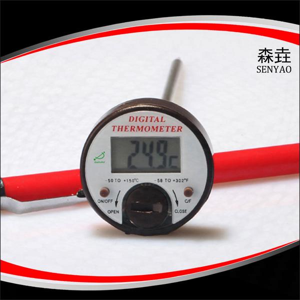 便携式电子温度计 型号:DGT1415