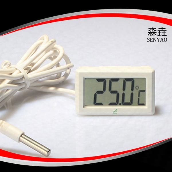 方形电子温度计 型号:DT100S
