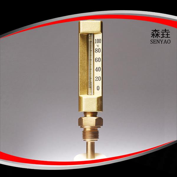 V型船用温度计 型号:SKA