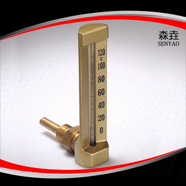 V型船用温度计 型号:SKB