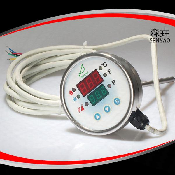 温度控制电子温度计  型号:DT400S