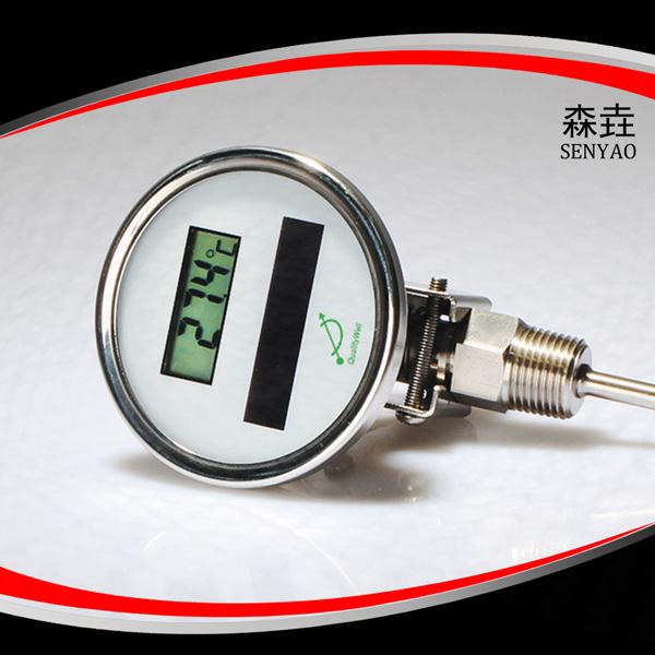 万向太阳能电子温度计 型号:DSTA300