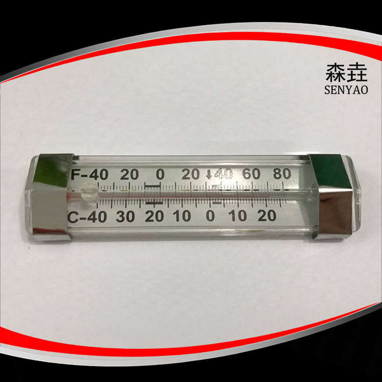 冰箱玻璃温度计 型号:FGT-80