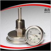 充油双金属温度计 型号:LFT183