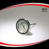 可拆双金属温度计 型号:T300E