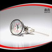 万向型双金属温度计 型号:A300C