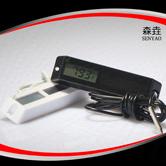长条形太阳能电子温度计 型号:DST1001S