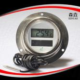后法兰太阳能电子温度计 型号:DST2002S