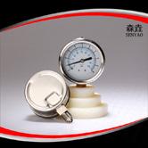 径向充油压力表 型号:PG400B(A)VNDGG