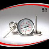 轴向型双金属温度计 型号:T300C