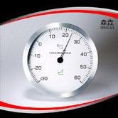 12寸挂钟式温度计 型号:W12