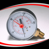 带设定针普通压力表 型号:EPG221DVNNP