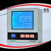 双五位液晶显示温控器  型号:XMT-F9000