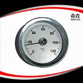铁镀锌弹簧温度计 型号:ST221SS-4